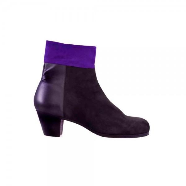 Zapato de flamenco. Modelo Antonio Najarro