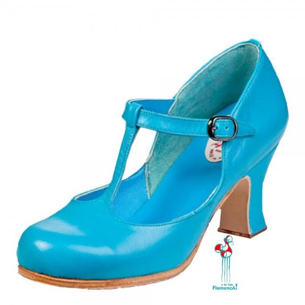 Zapato de flamenco profesional 345
