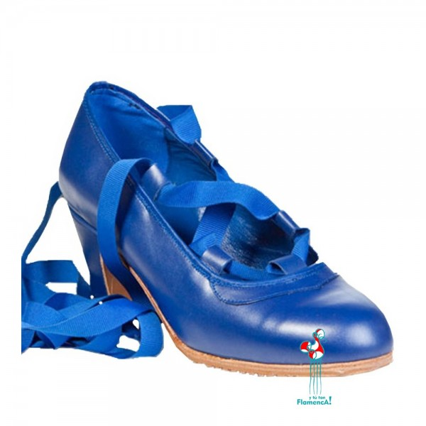 Zapato de flamenco profesional 360