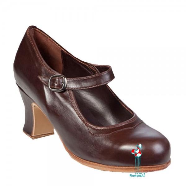 Zapato de flamenco profesional 370