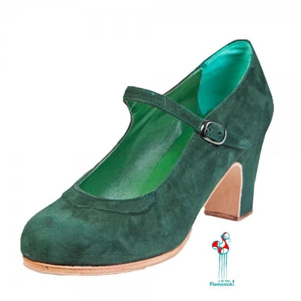 Zapato de flamenco profesional 375