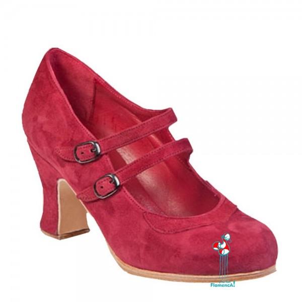Zapato de flamenco profesional 379