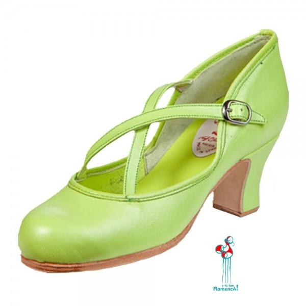 Zapato de flamenco profesional 400