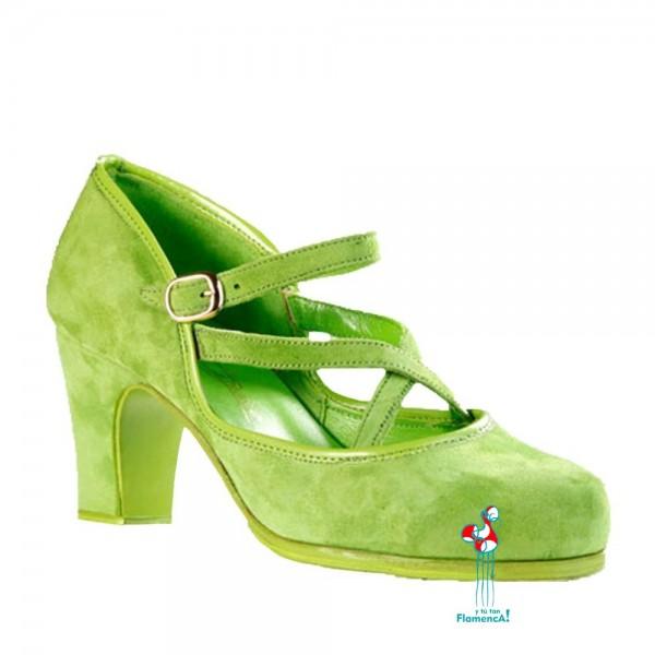 Zapato de flamenco profesional 401